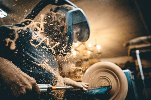 ashley harwood platter class bowl turning finial woodturning