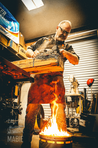 michael williams calavera tool works woodworking fire