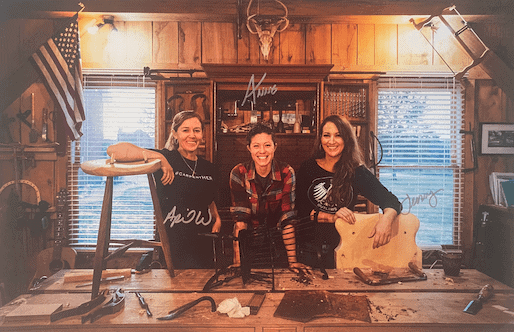 April Wilkerson, Anne of All Trades, Jenny Bower autographed signed poster